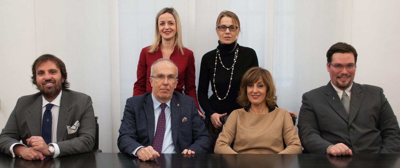 Avvocati e Segretarie Studio Camerano Bertolin
